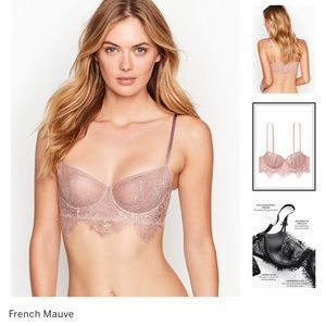 Victorias Secret Wicked Unlined Uplift scoop Bra